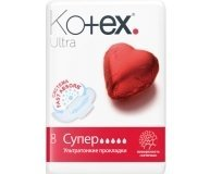 Прокладки Kotex Ultra Super 8шт