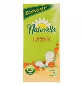 Прокладки ежед. Naturella Calendula Tenderness Normal 60шт/уп