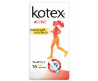 Тампоны Active Normal Kotex 16 шт