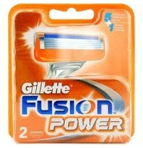 Картридж Gillette Fusion Power 2шт/уп