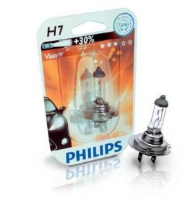 Лампа д/авто Philips H7 12972 Prem12V 55WB1 1шт