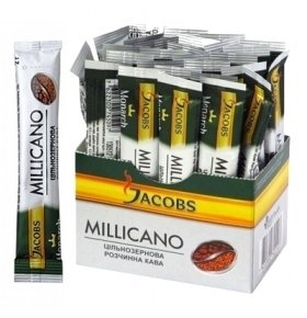 Кофе растворимый Jacobs Monarch Millicano 2г