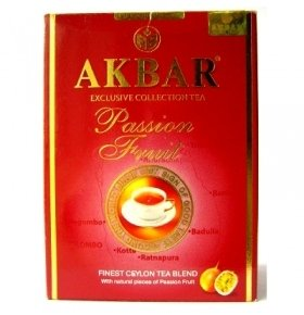 Чай Akbar Passion Fruit 100г