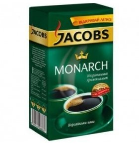 Кофе Jacobs Monarch Молотый 3*250г