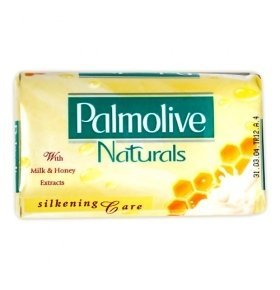 Мыло Palmolive Naturel Молоко и Мед 5шт по 70г