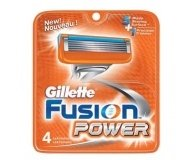 Картридж Gillette Fusion Power 4шт/уп