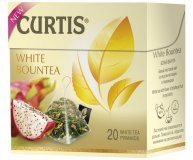 Чай белый Curtis White Bountea 20 шт х 1,7 гр