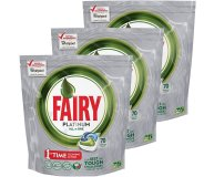 Капсулы для посудомоющих машин Fairy Platinum 70 шт
