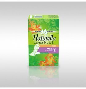 Прокладки Naturella Calendula Tenderness Plus Trio 50шт/уп