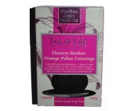 Чай черный Tea of Life FBOPF байховый 100г
