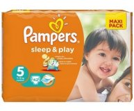 Подгузники Sleep and Play Junior 11-16 кг Pampers 42 шт