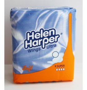 Прокладки Helen Harper Ultra Super Plus Soft кр. 8шт/уп