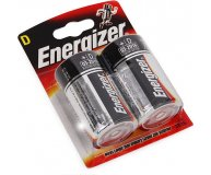 Батарейка Energizer Alk Power D 2 шт