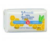 Мыло детское Johnson's Baby Pure Protect 100г