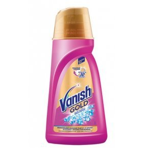 Пятновыводитель Vanish Oxi Action Gold 940мл