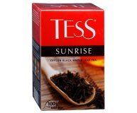 Чай черный Tess Sunrise 90г