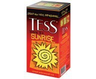 Чай черный Tess Sunrise 25*1,8г