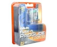 Картридж д/брит Gillette Fusion Proglide Power 2шт/уп