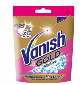 Пятновыводитель Vanish Oxi Action Gold 250г