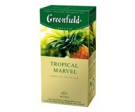 Чай зеленый Greenfield Tropical Marvel 25*2г/уп