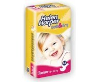 Подгузники Helen Harper Soft&Dry Junior 15-25кг 44шт/уп