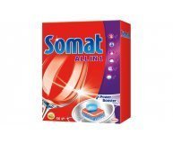 Таблетки для ПММ Somat All in 1 56+56шт/уп
