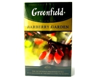 Чай черный Greenfield Barberry Garden 100г