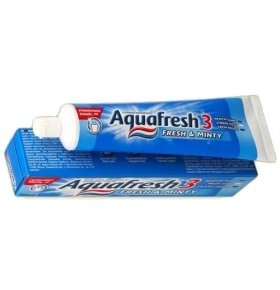 Паста зубная Aquafresh Total Care Fresh&Minty 100мл