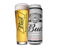 Пиво Bud Prohibition Brew светлое безалкогольное 0,5 л