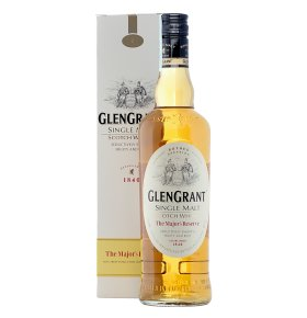 Виски Glen Grant Major`s Reserve 0,7л