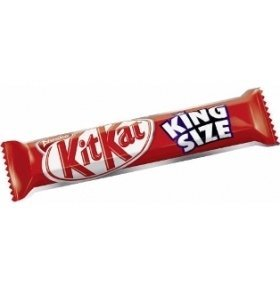 Батончик Nestle Kit Kat King Size 68г