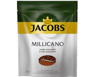 Кофе растворимый Jacobs Monarch Millicano 75 г