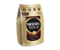 Кофе растворимый Nescafe Gold сублимированный 750 гр