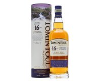 Виски Single Malt 16 yo Tomintoul 0,7 л