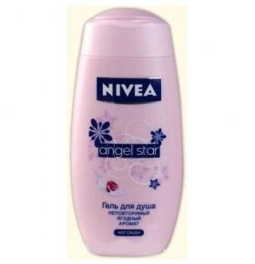 Гель-крем для душа Nivea Angel Star 250мл