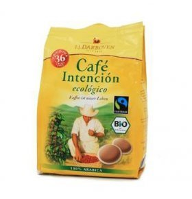 Кофе молотый J.J.Darboven Cafe Intencion ecologico 250г