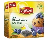 "Чай LIPTON ""Blueberry muffin"" 20*1.6г"