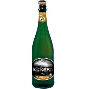 Сидр Loic Raison Cider Traditionnel сухой 0.75л