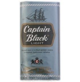 Табак Captain Black Light 50г