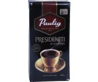 Кофе Presidentti Black Label Paulig 250 гр
