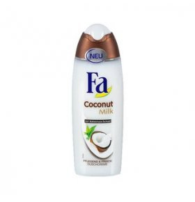 Гель для душа Fa Coconut Milk 250мл