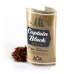 Табак Captain Black Gold 50г