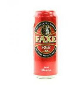 Пиво Faxe RED ж/б 0,5л