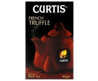 Чай черный French Truffle байховый Curtis 90 гр