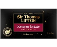 Чай черный Sir Thomas Lipton Kenyan Eatate 25 шт х 2 гр