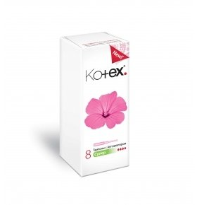 Тамп Kotex Lux Super Апликатор 8шт/уп