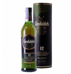 Виски Glenfiddich 12 years old 0,7л