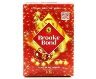 Чай черный Brooke Bond листовой 100г