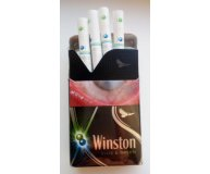 Сигареты Winston XStyle Duo Green 1пачка