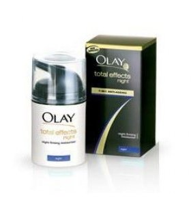 Крем Olay Total Effects 7x ночной 50мл